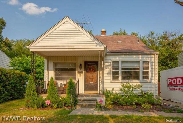 1209 Wyandotte Avenue, Royal Oak, MI 48067 (#219117796) :: Duneske Real Estate Advisors