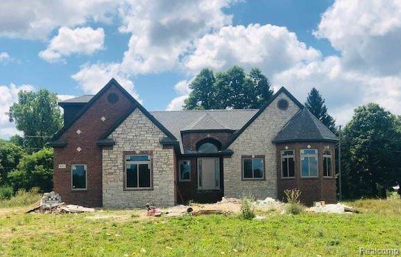 6399 Autumn Ash Lane, Bruce Twp, MI 48065 (MLS #219117973) :: The Toth Team