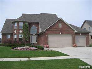 6253 Autumn Ash Lane, Bruce Twp, MI 48065 (MLS #219117986) :: The Toth Team