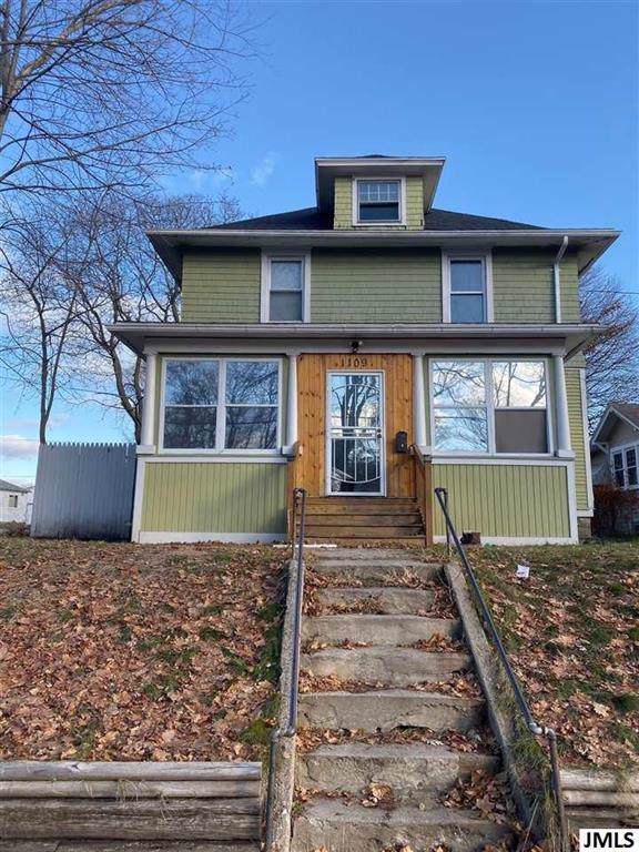 1109 Chittock, BLACKMAN CHARTER, MI 49203 (#55201904278) :: RE/MAX Nexus