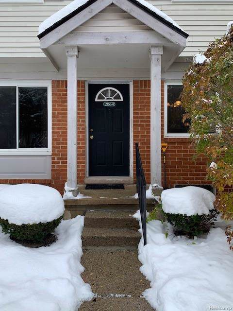 2064 Orchard Crest Street, Shelby Twp, MI 48317 (#219118322) :: Alan Brown Group