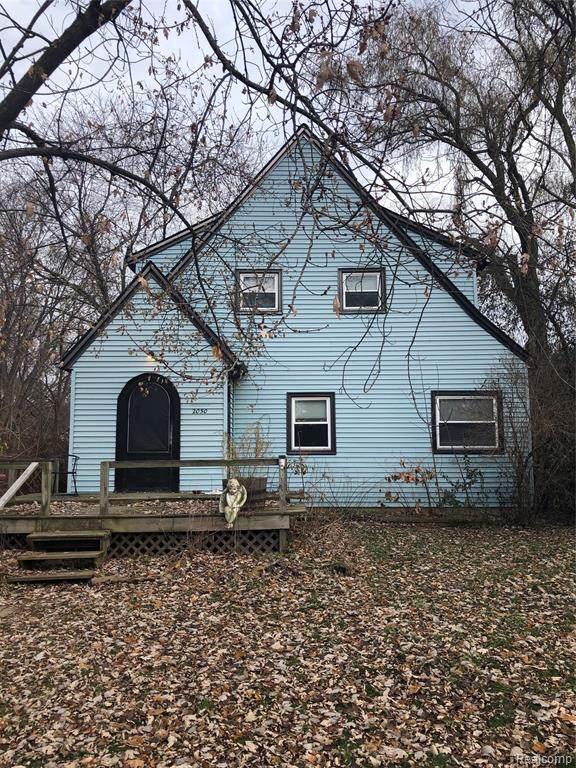 2050 Mattie Lu Drive, Auburn Hills, MI 48326 (#219118457) :: The Buckley Jolley Real Estate Team