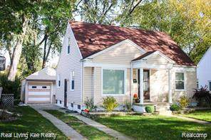 323 Midland Boulevard, Royal Oak, MI 48073 (#219118617) :: The Buckley Jolley Real Estate Team