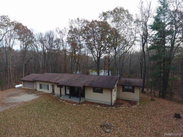 4050 Five Lakes Road, North Branch Twp, MI 48461 (#219118802) :: The Buckley Jolley Real Estate Team