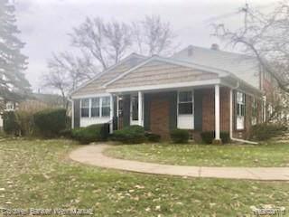 41330 Windsor Crt, Northville, MI 48167 (#219119205) :: GK Real Estate Team