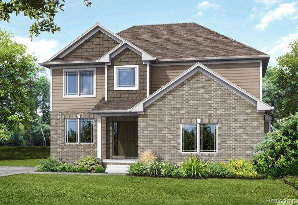5451 Morgan Lake Drive, Independence Twp, MI 48348 (#219119343) :: The Alex Nugent Team | Real Estate One