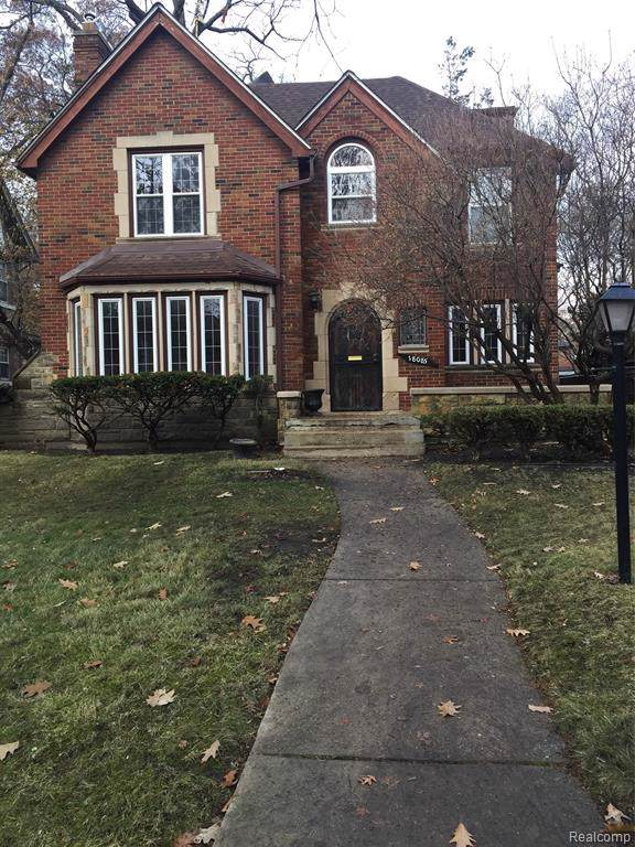 18085 Birchcrest Drive, Detroit, MI 48221 (MLS #219119763) :: The Toth Team