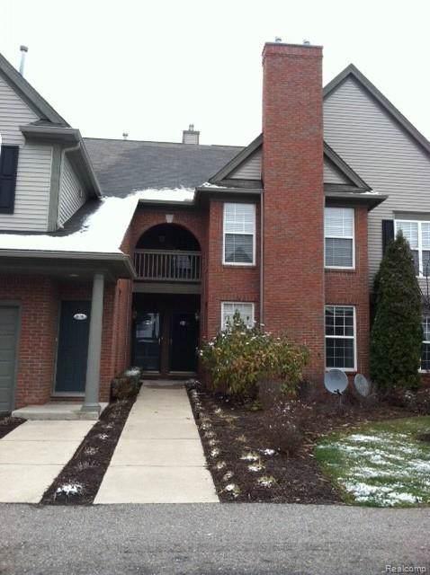 28385 Carlton Way Drive, Novi, MI 48377 (#219119837) :: The Alex Nugent Team | Real Estate One