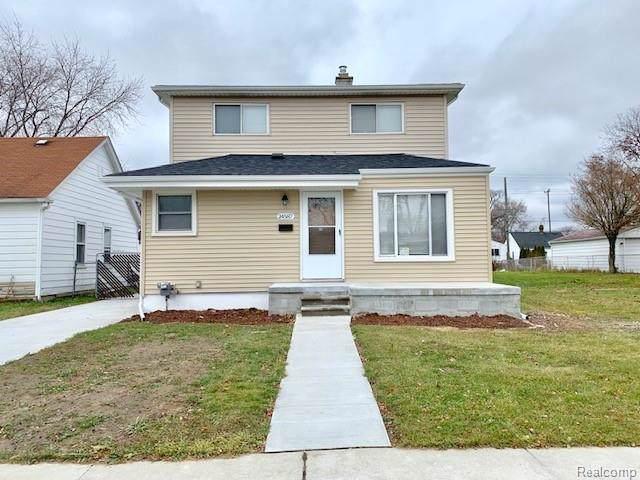 24587 Laetham Avenue, Eastpointe, MI 48021 (#219120051) :: GK Real Estate Team