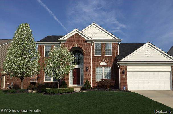 4738 Middlebury Drive, Orion Twp, MI 48359 (MLS #219120064) :: The Toth Team