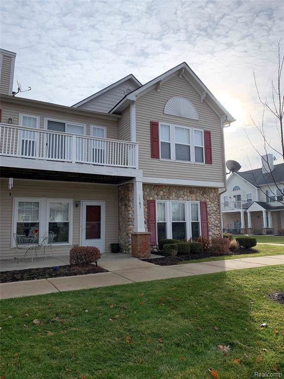 1765 Welland Street, Howell, MI 48855 (#219120245) :: Alan Brown Group
