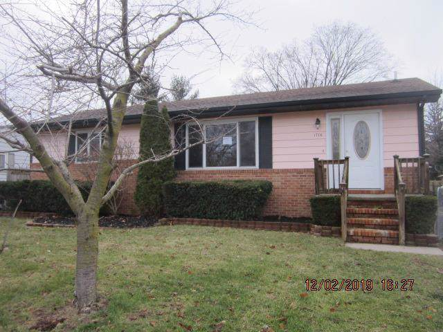 1776 S Pasadena Street, Ypsilanti Twp, MI 48198 (#543270233) :: The Buckley Jolley Real Estate Team