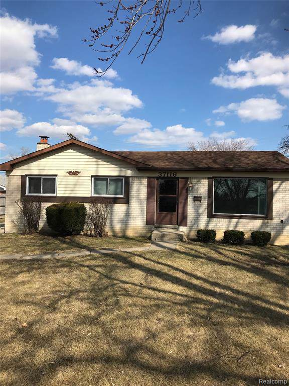 37116 Castleton Drive, Sterling Heights, MI 48312 (MLS #219120645) :: The Toth Team