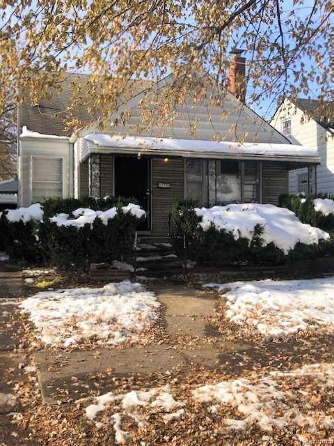 19759 Fairport Street, Detroit, MI 48205 (#219120926) :: GK Real Estate Team