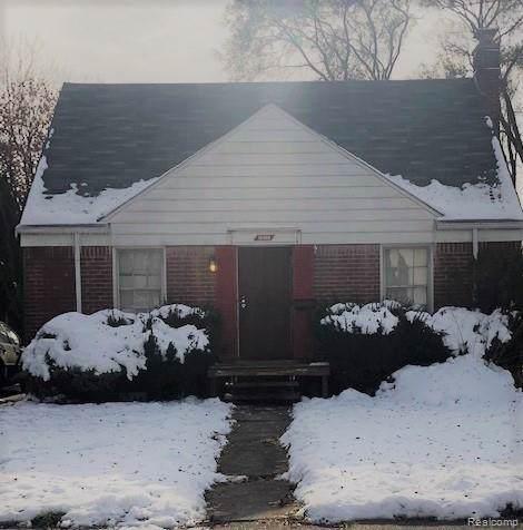 16460 Fairmount Drive, Detroit, MI 48205 (#219120930) :: GK Real Estate Team