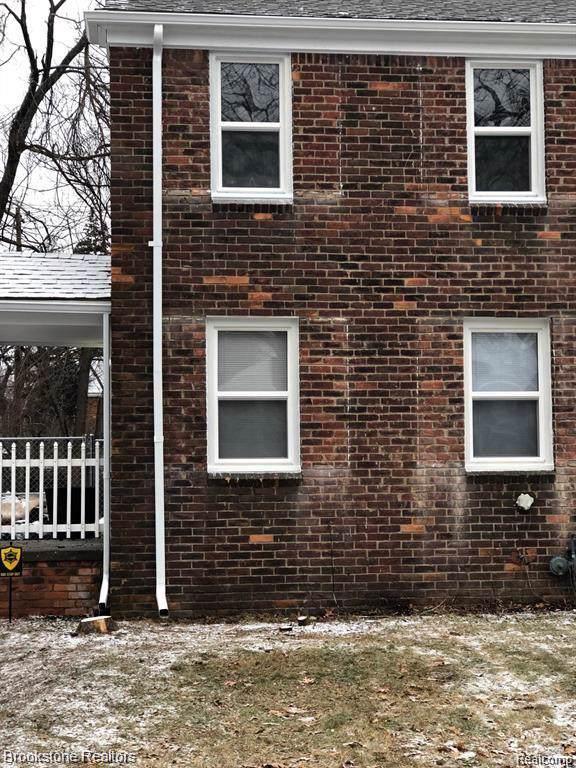 19187 Meyers Road, Detroit, MI 48235 (#219121129) :: GK Real Estate Team