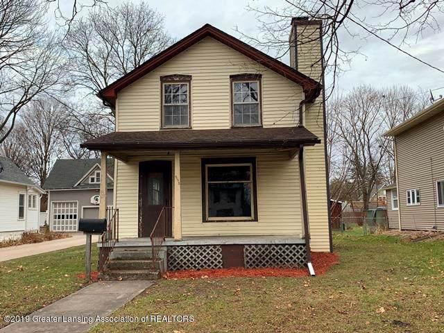 335 Pleasant Street, Charlotte, MI 48813 (#630000242970) :: The Alex Nugent Team   Real Estate One