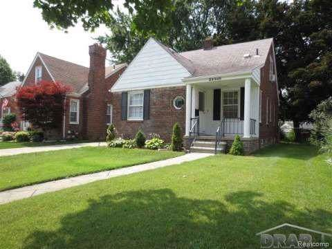 22360 W Outer Drive, Dearborn, MI 48124 (#219121606) :: Springview Realty