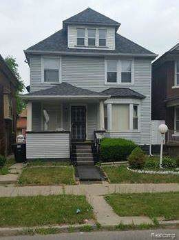 3280 Lothrop Street, Detroit, MI 48206 (#219121655) :: Springview Realty