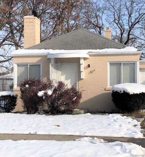 9312 Montrose Street, Detroit, MI 48228 (#219121667) :: GK Real Estate Team