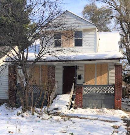 18976 Goulburn Street, Detroit, MI 48205 (#219121710) :: GK Real Estate Team
