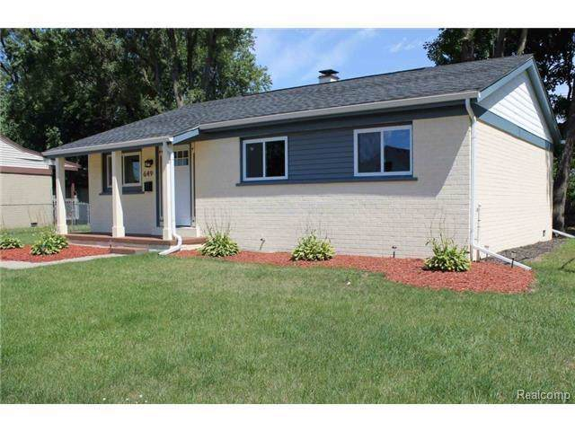 649 Oswego Avenue, Ypsilanti Township, MI 48198 (#543270302) :: GK Real Estate Team