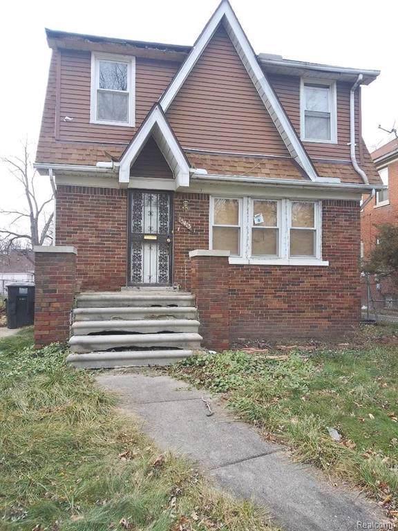 15413 Lauder Street, Detroit, MI 48227 (#219122315) :: The Alex Nugent Team | Real Estate One