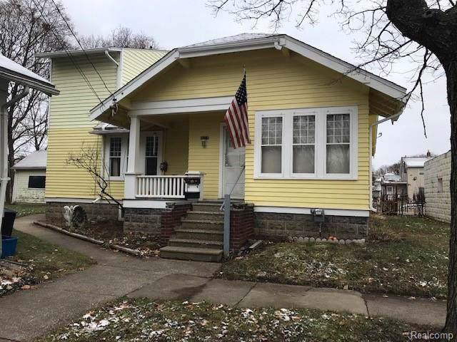 1308 Walnut Street, Flint, MI 48503 (#219122368) :: The Mulvihill Group
