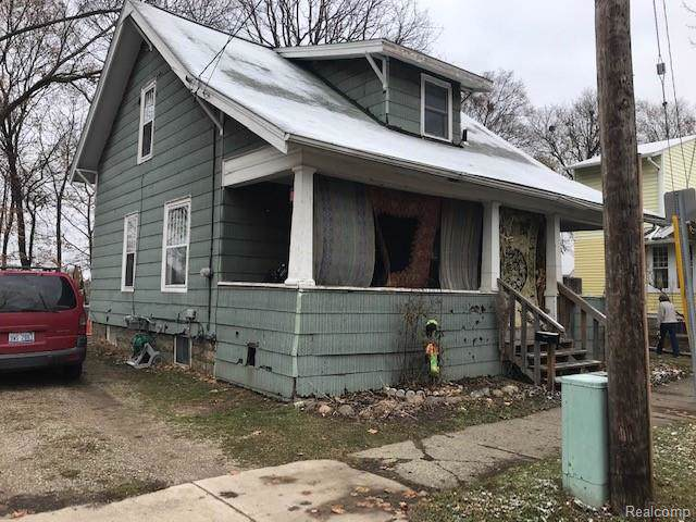 1329 Washington Avenue, Flint, MI 48503 (#219122369) :: The Mulvihill Group