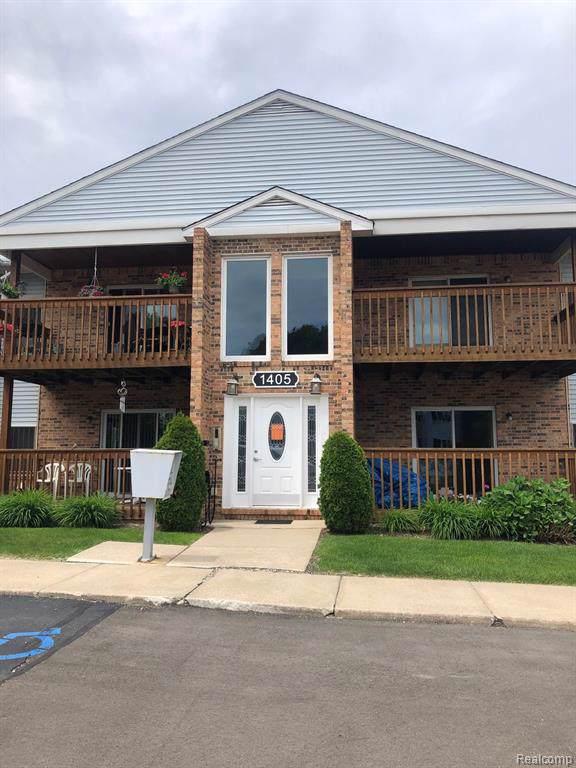 1405 Harbour Boulevard, Trenton, MI 48183 (#219122386) :: The Mulvihill Group