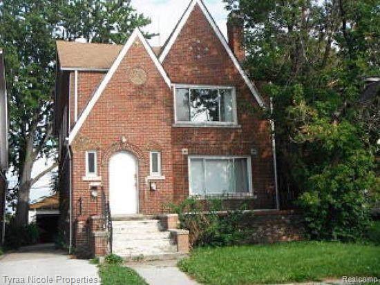 14014 Northlawn Street, Detroit, MI 48238 (#219122571) :: The Alex Nugent Team | Real Estate One