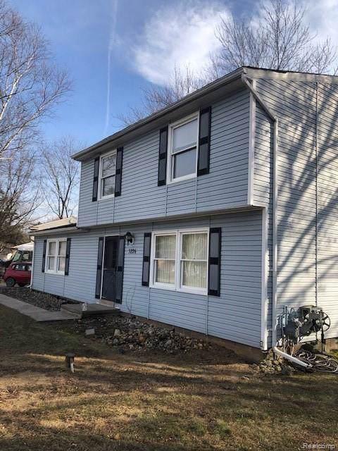 3226 Spring, Washington Twp, MI 48306 (#219122575) :: The Buckley Jolley Real Estate Team