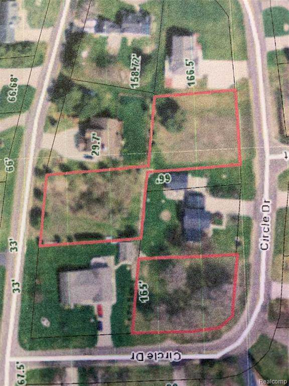 0 Jane Street, COLFAX TWP, MI 48413 (#219122860) :: The Buckley Jolley Real Estate Team