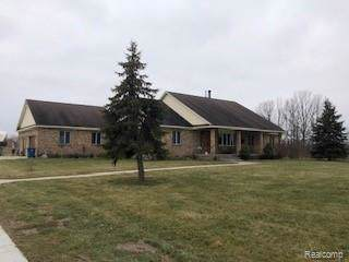 8517 Lennon Road, Clayton Twp, MI 48473 (#219123726) :: The Buckley Jolley Real Estate Team