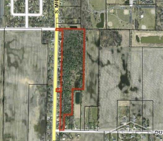1000 S Miller, Thomas Twp, MI 48609 (#61050002368) :: National Realty Centers, Inc