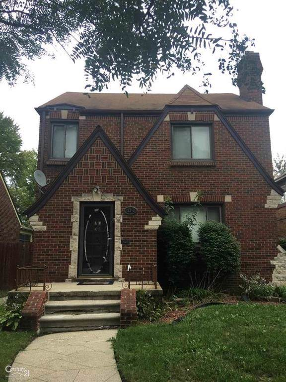15348 Winthrop, Detroit, MI 48227 (#58050002373) :: RE/MAX Nexus