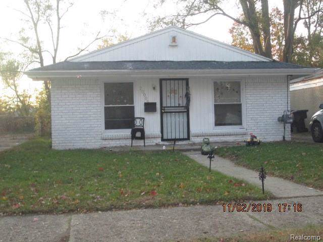20005 Griggs Street, Detroit, MI 48221 (#219124625) :: GK Real Estate Team