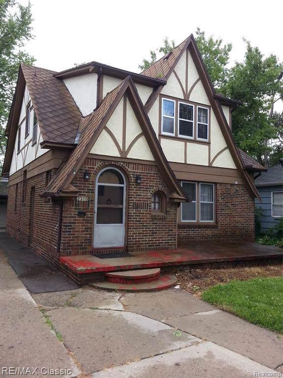2310 E Court Street, Flint, MI 48503 (#219124722) :: The Buckley Jolley Real Estate Team