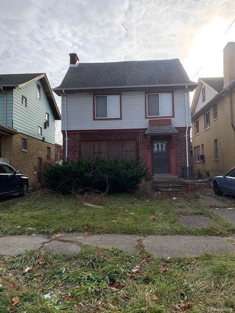 4273 Pasadena Street, Detroit, MI 48238 (MLS #219124892) :: The Toth Team