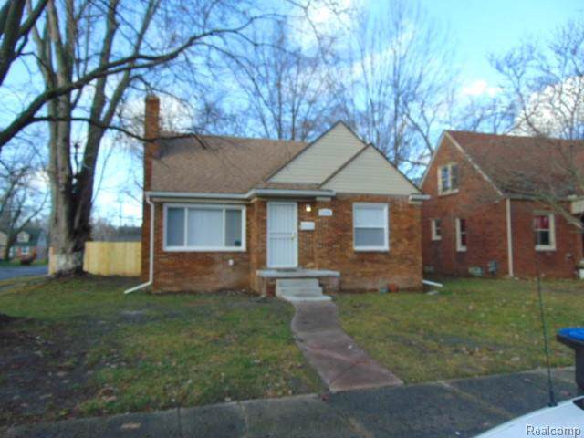 16505 Braile Street, Detroit, MI 48219 (#2200000733) :: The Buckley Jolley Real Estate Team