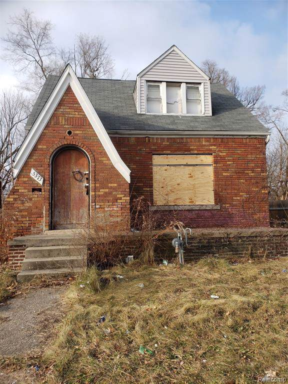 15373 Birwood Street, Detroit, MI 48238 (#2200001115) :: RE/MAX Nexus
