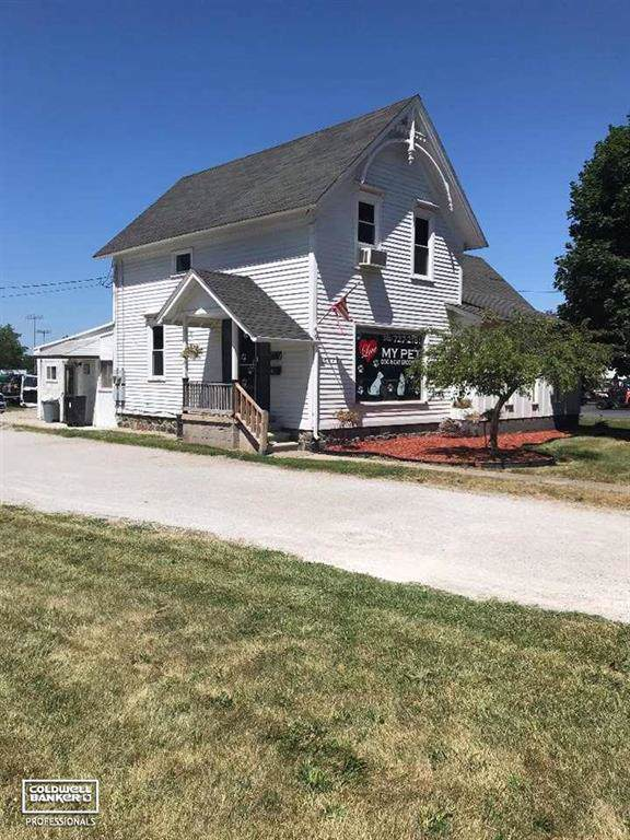 68771 S Main St, Richmond, MI 48062 (#58050002975) :: Springview Realty