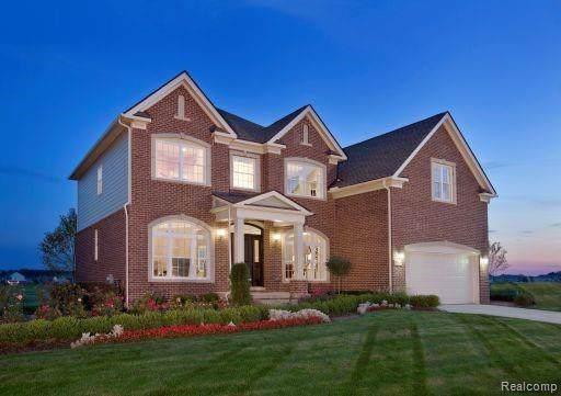 50639 Scarborough Road, Canton Twp, MI 48188 (#2200002478) :: The Buckley Jolley Real Estate Team