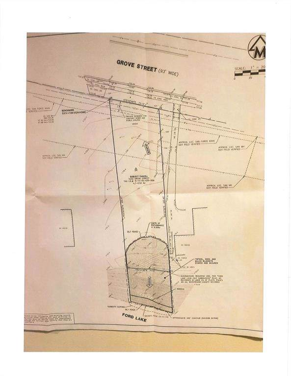 1032 S Grove Road, Ypsilanti Twp, MI 48198 (#543270494) :: The Alex Nugent Team | Real Estate One