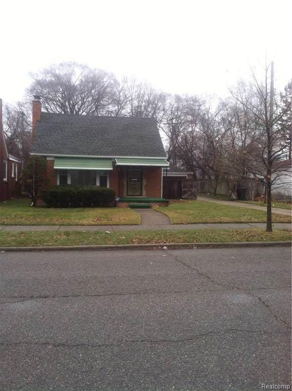 19930 Ardmore Street, Detroit, MI 48235 (#2200002607) :: The Buckley Jolley Real Estate Team
