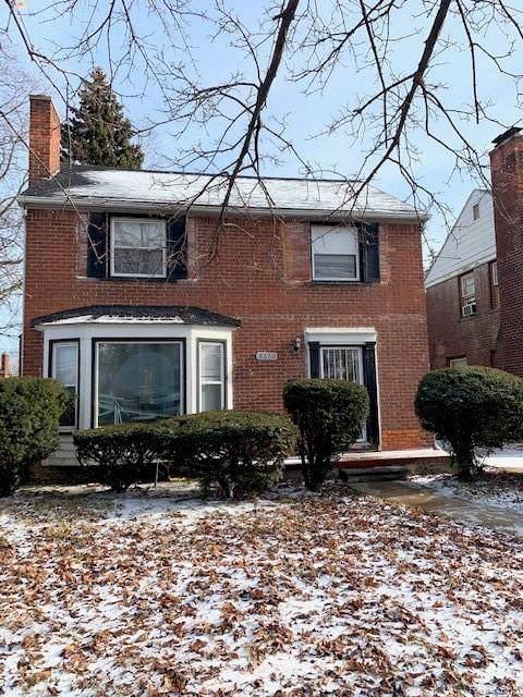 8600 Ward Street, Detroit, MI 48228 (#2200003247) :: The Buckley Jolley Real Estate Team