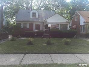 10009 Longacre Street, Detroit, MI 48227 (MLS #2200003742) :: The Toth Team