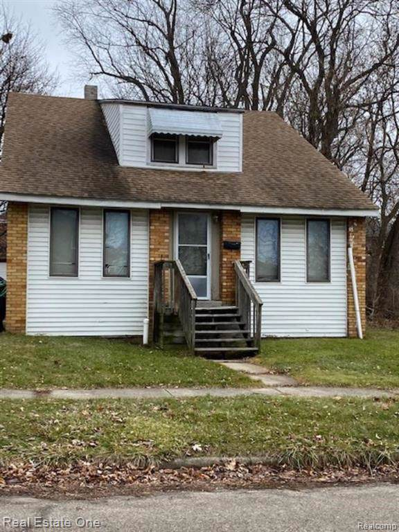 44 Euclid Avenue, Pontiac, MI 48342 (MLS #2200003967) :: The Toth Team