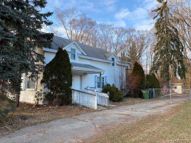 5251 23 MILE Road, Shelby Twp, MI 48316 (MLS #2200004382) :: The Toth Team