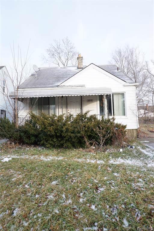 8850 Burt Road, Detroit, MI 48228 (#2200004384) :: BestMichiganHouses.com